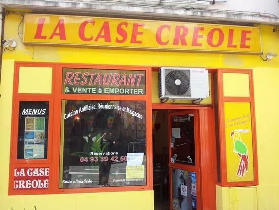 La Case Créole  - nouvelle facade de la case creole, a cannes -