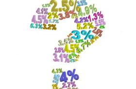 A quel taux de crédit se fier?