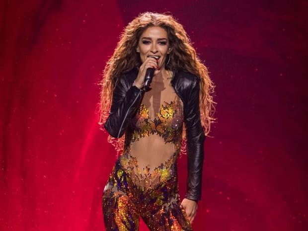 Les photos sexy et insolites de l'Eurovision 2018