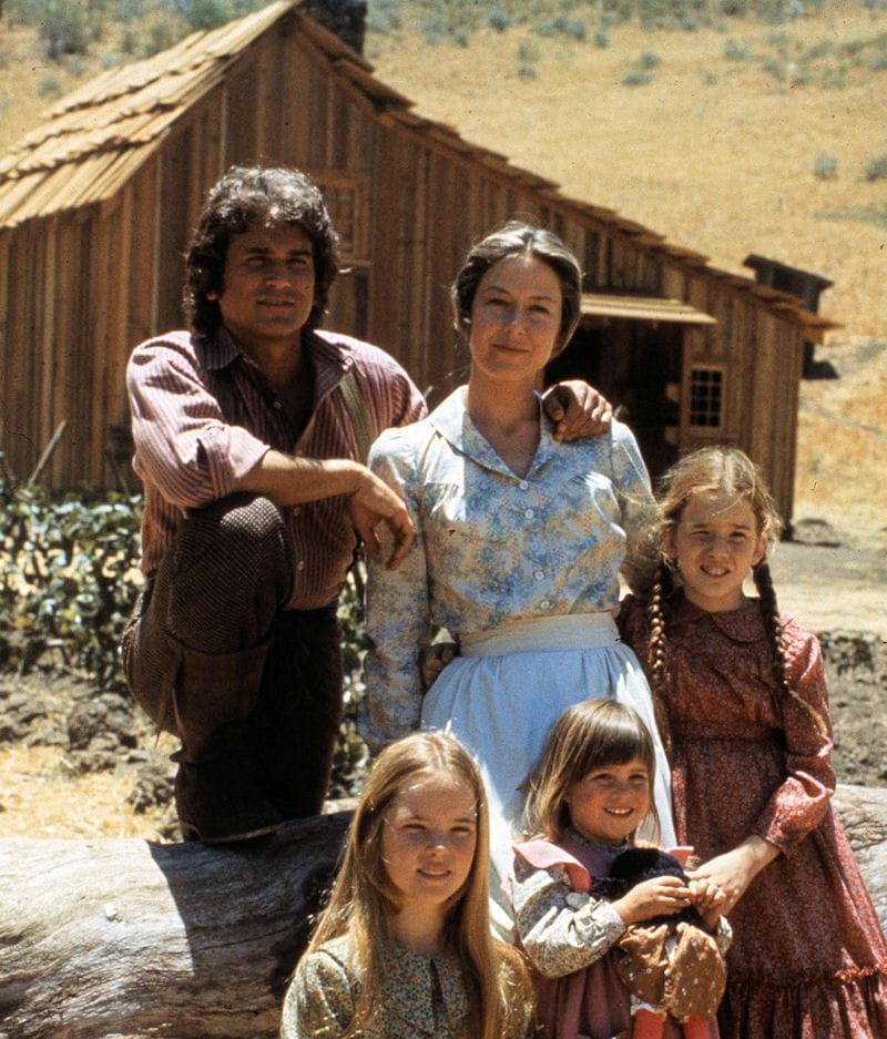 Qu 39 est devenu le village de walnut grove - La petite maison dans la prairie x ...