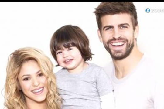 Shakira et Gerard Piqué : leur deuxième garçon s'appelle Sasha
