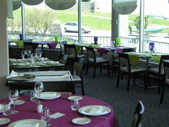 La Marine  - la salle de restaurant -   © laurent rené