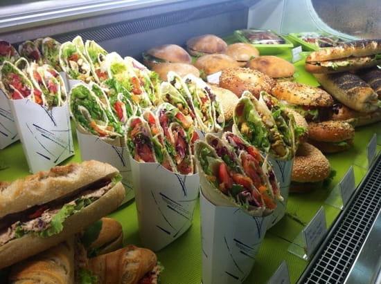 Chef à Table  - Sandwiches originaux et produits de qualités  -