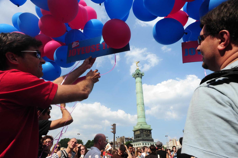 Gay Pride2021: une Marche des Fiertés revendicative à Paris