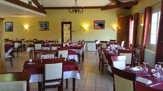 Restaurant : Les 4 Vents  - Salle à manger  -