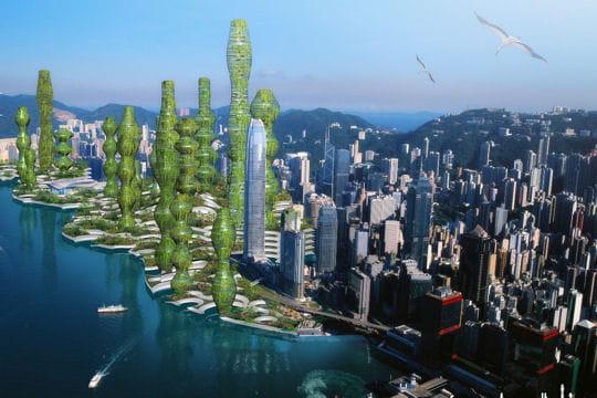 Perfumed Jungle: la verdure pour Hong Kong