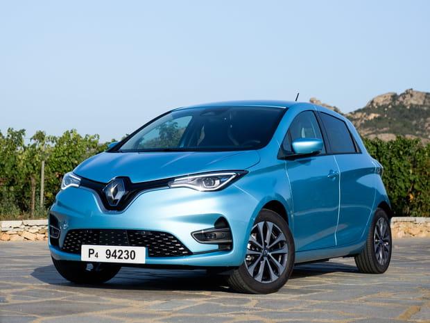 Essai Renault Zoé: plus mature, la citadine électrique transforme l'essai