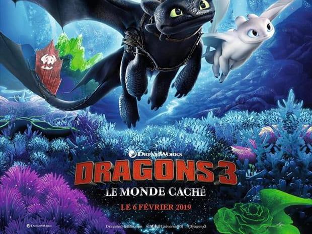 Dragons 3 Une Suite En Préparation Le Metteur En Scène S