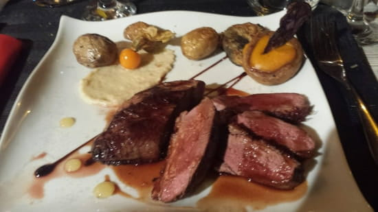 Plat : L'Andalou Restaurant  - Magret de canard -