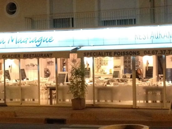 Restaurant : La Madrague