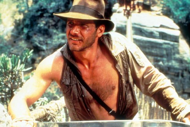 1981:Indiana Jones, les aventuriers de l'arche perdue
