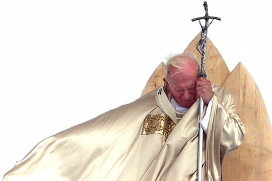 Jean-Paul II : itinéraire d'un saint