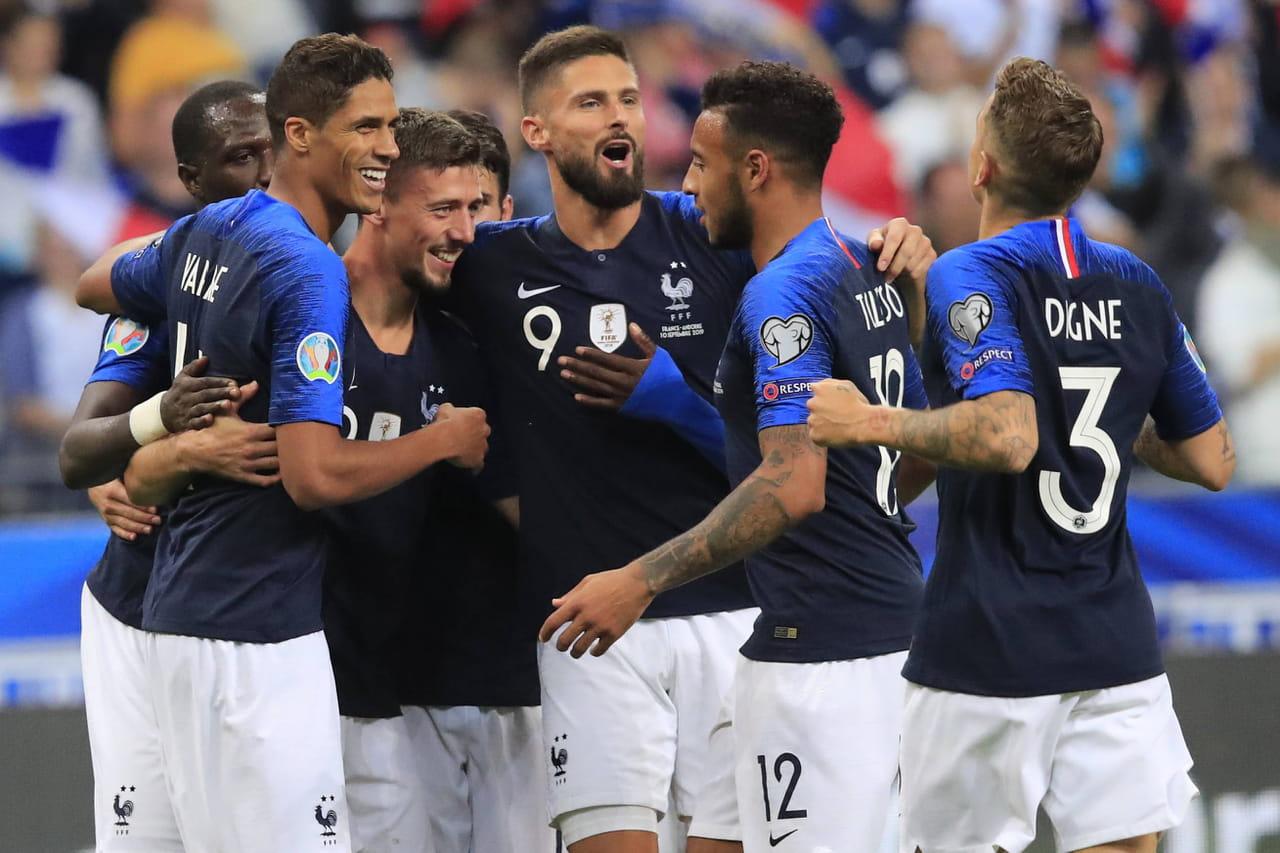 Qualifications De L Euro 2020 France Turquie Portugal