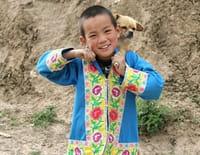 Les chemins de l'école : Le chemin de Jiao Jiao (Chine)