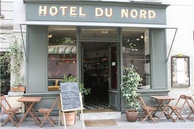 Hôtel du Nord   © L'Internaute Magazine / Julie Gerbet