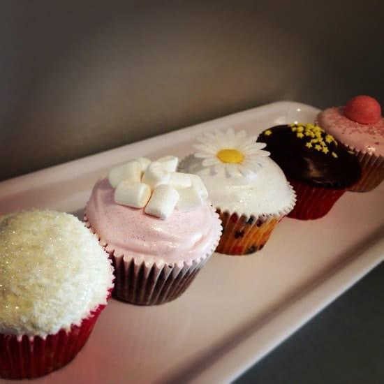Le Goût-Thé  - Cupcakes Antibes  -