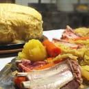 Restaurant Mourgues  - Mique levée -