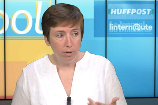 """Caroline De Hass: """"Macron donne le sentiment que le droit des femmes, il n'en a rien à cirer"""""""