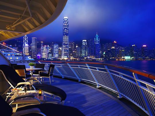 The World à Hong Kong