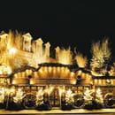 La Taverne des Deux Augustins  - facade de nuit -