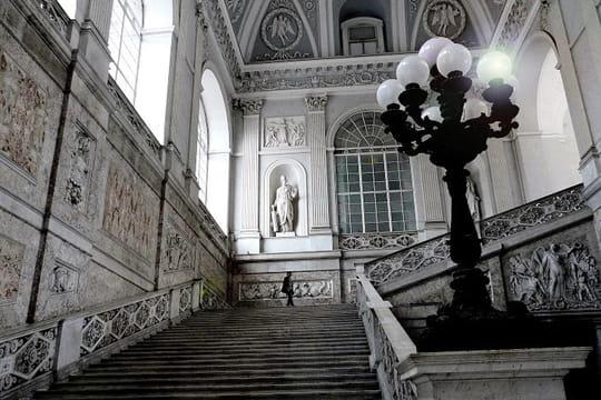 Palais de Caserte, Italie
