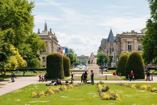 Neustadt de Strasbourg: les sites à voir dans le quartier classé à l'Unesco