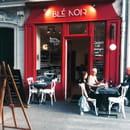 Blé noir  - Devanture restaurant blé noir -   © blé noir