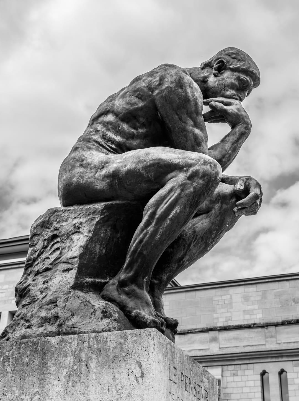 Auguste Rodin Biographie Du Sculpteur De La Statue Le Penseur