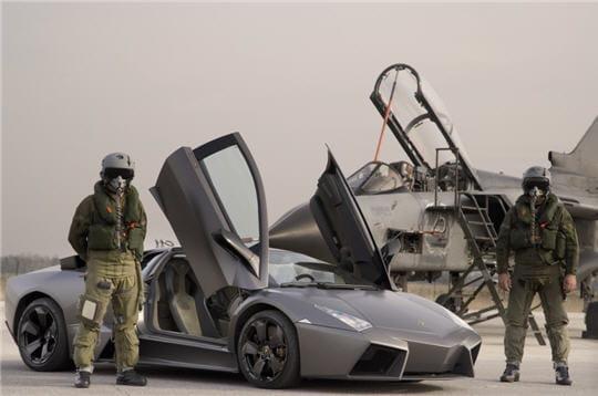 Lamborghini Reventon: un rêve furtif