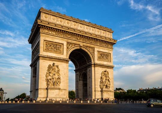 Arc de triomphe: histoire de sa construction, visite, tarif et prix
