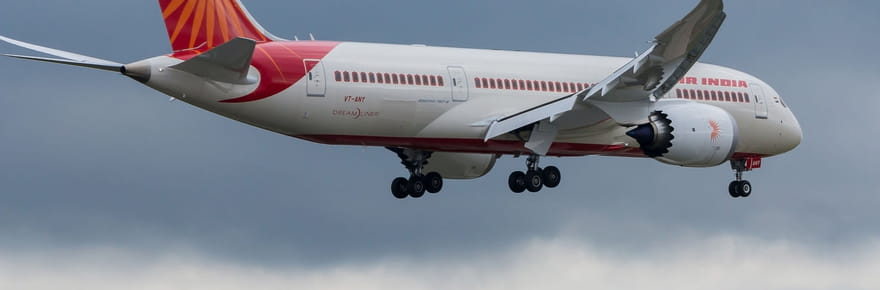 Air India: une passagère ivre insulte les membres d'équipage [Vidéo]