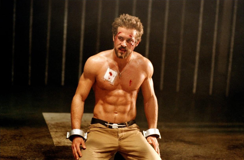 Ryan Reynolds Mesomorph Body Type