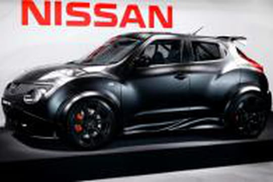 Nissan Juke-R: le crossover de 530chevaux