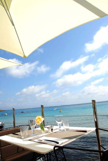 Le Pavillon Beach  - Restaurant Le Pavillon Beach -   © Franck Follet