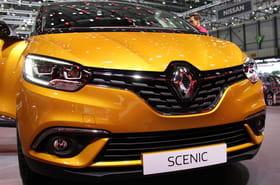 Prix Nouveau Renault Scénic : quels tarifs ? Une édition limitée dévoilée