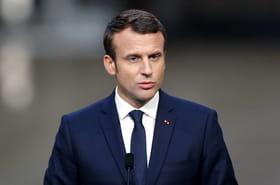 Accord de Paris: Macron fait la leçon à Trump [Discours en vidéo]
