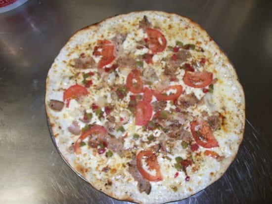 Al Dente  - une de nos pizzas -