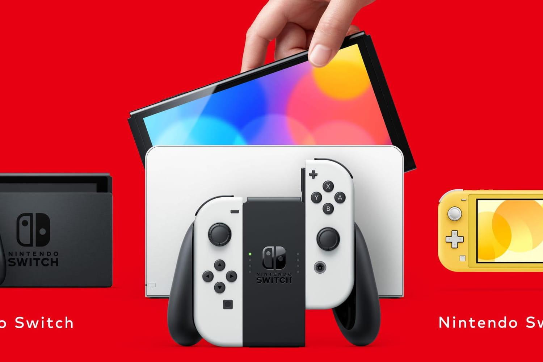 Nintendo SwitchOLED: date de sortie, prix, précommande... Toutes les infos