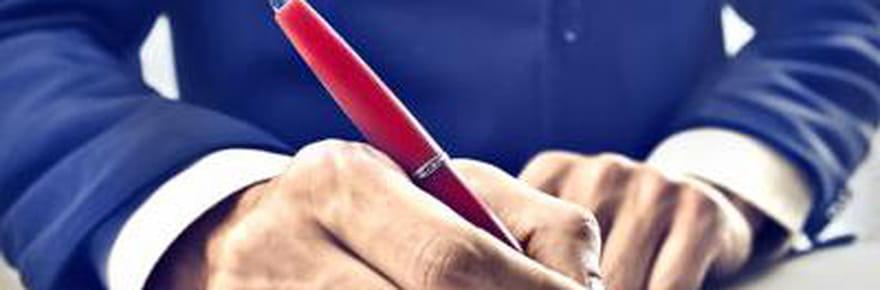 Bien rédiger la clause bénéficiaire d'un contrat d'assurance-vie