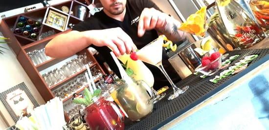 L'Artdoise Craie L'Histoire  - Cocktails en préparation -
