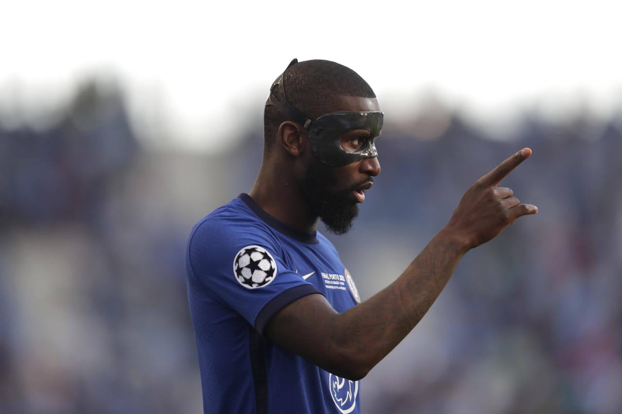 Antonio Rüdiger: avant les Bleus, il a déjà été sale sur le terrain