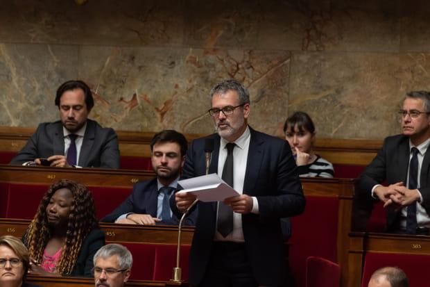 Le député LREM Raphaël Gerard