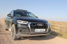 Audi Q5: notre essai du nouveau Q5[photos, prix, date, moteurs]