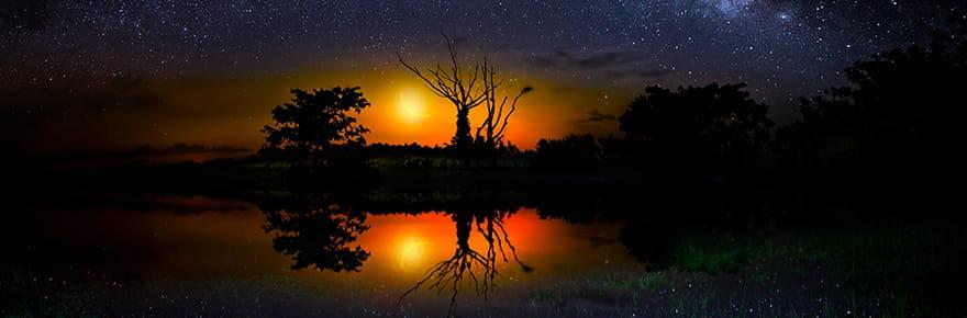 Ces magnifiques photos de la voie lactée