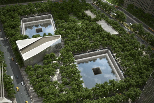 World Trade Center : un mémorial pour les victimes du 11 septembre