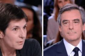 VIDEO - La séquence surréaliste Angot-Fillon sur France 2