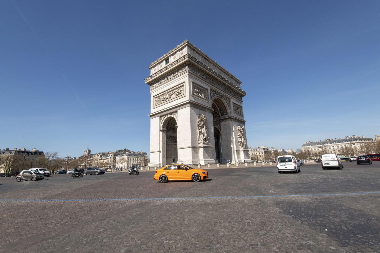 Arc de Triomphe 2021: conditions de visite, Christo à l'automne