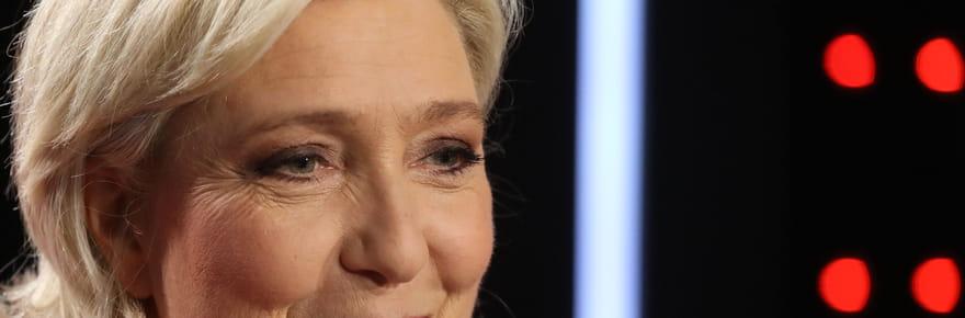 Marine Le Pen: indignée par l'expertise psychiatrique, un (joli) coup politique?