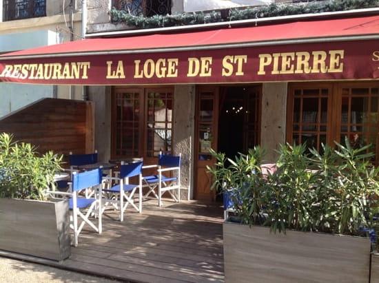 Restaurant : La Loge de Saint Pierre
