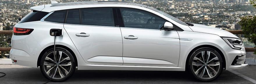Nouvelle Renault Mégane: elle passe à l'hybride! Les photos